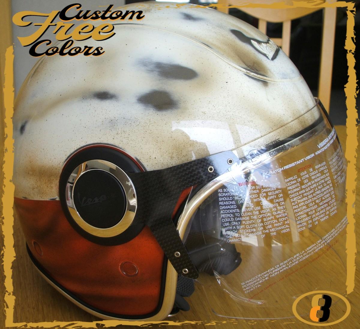 peinture personnalisee aerographe custom3colors moto harley davidson
